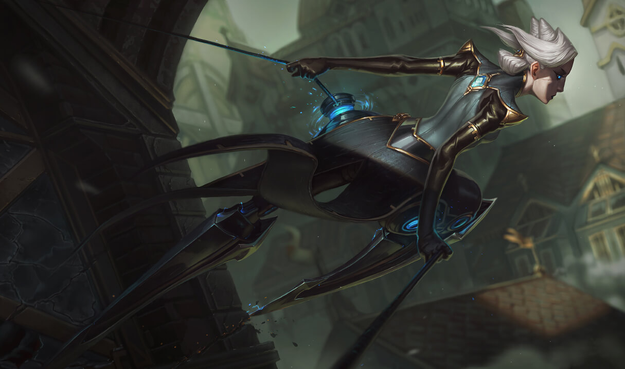 First new trait to join Teamfight Tactics with release of Hextech heroes Camille, Vi, Jayce, and Jinx