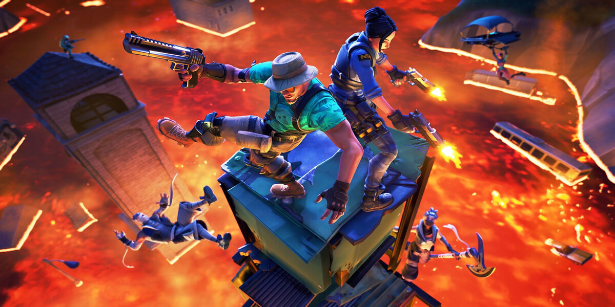 Stay Away From Tilted Town in 'Floor is Lava' LTM