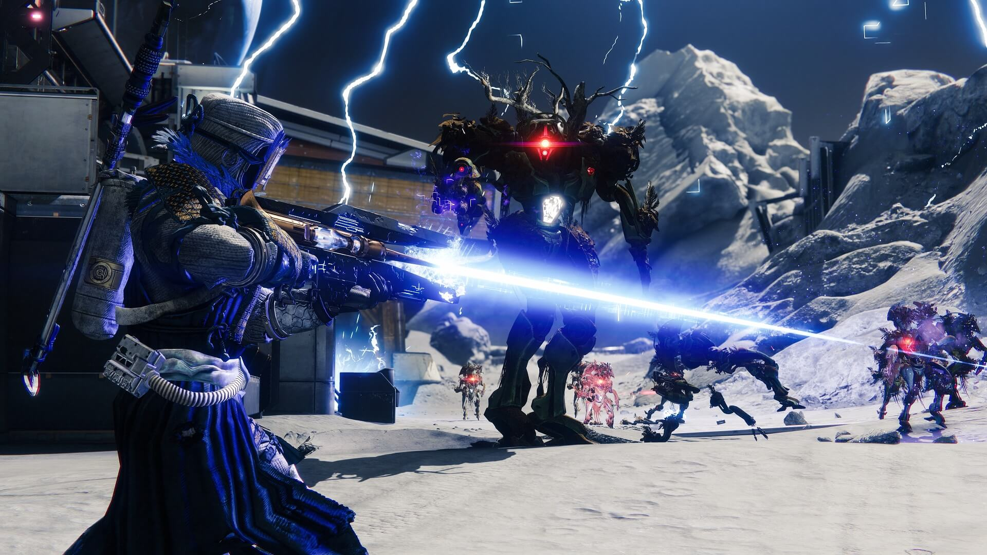 How to unlock and complete Shadowkeep's new game mode Vex Offensive