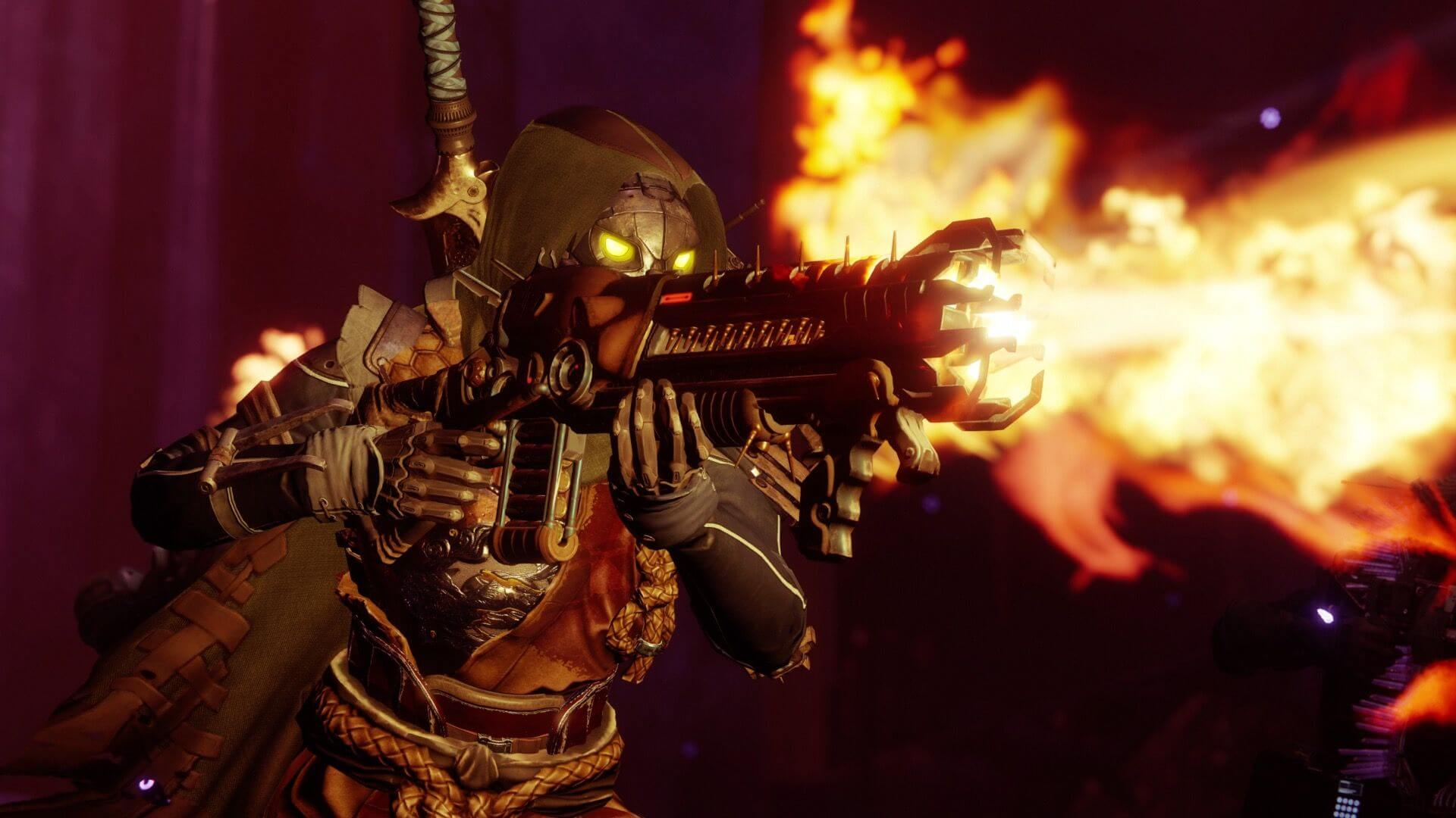 Powerful exotic shotgun Lord of Wolves won't be 'heeled' until