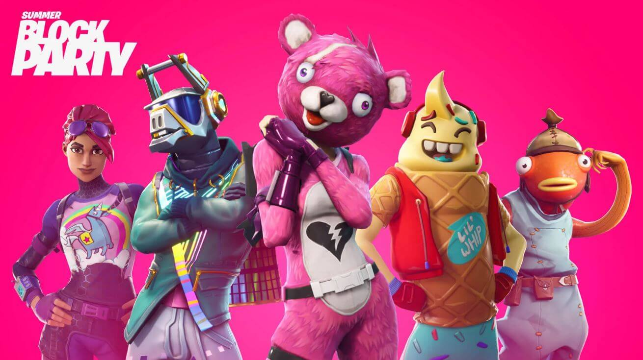 fortnite releases the second round of pro am duo teams - spark plug fortnite fan art