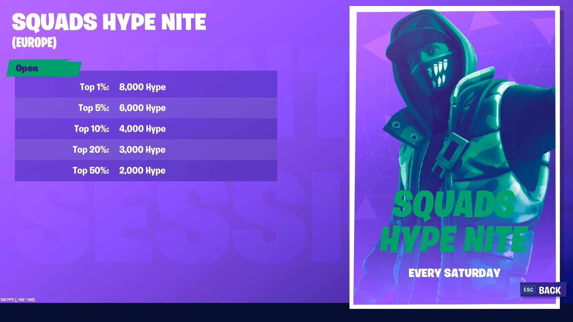 How Fortnites Hype Nite Is Your Pass To Champion Division