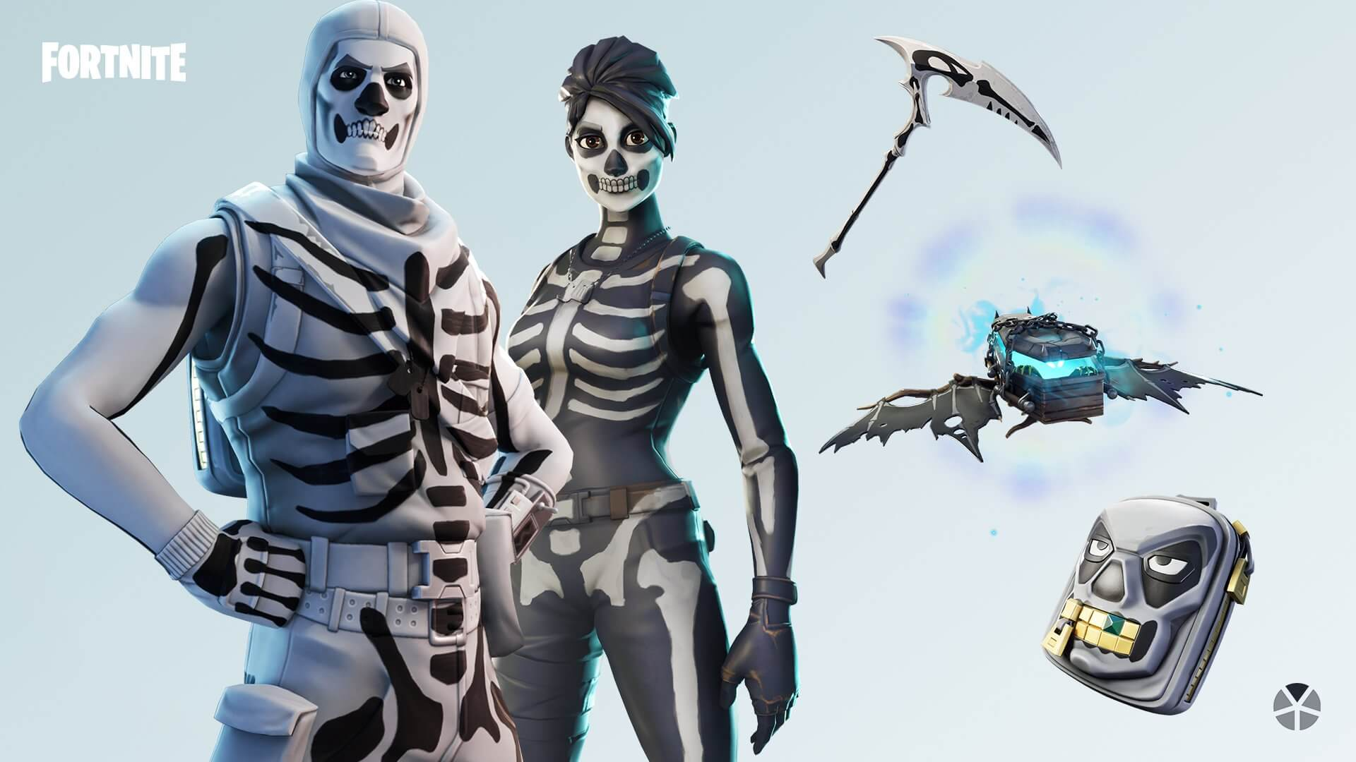 Skull Squad Set And New Ghoul Trooper Style