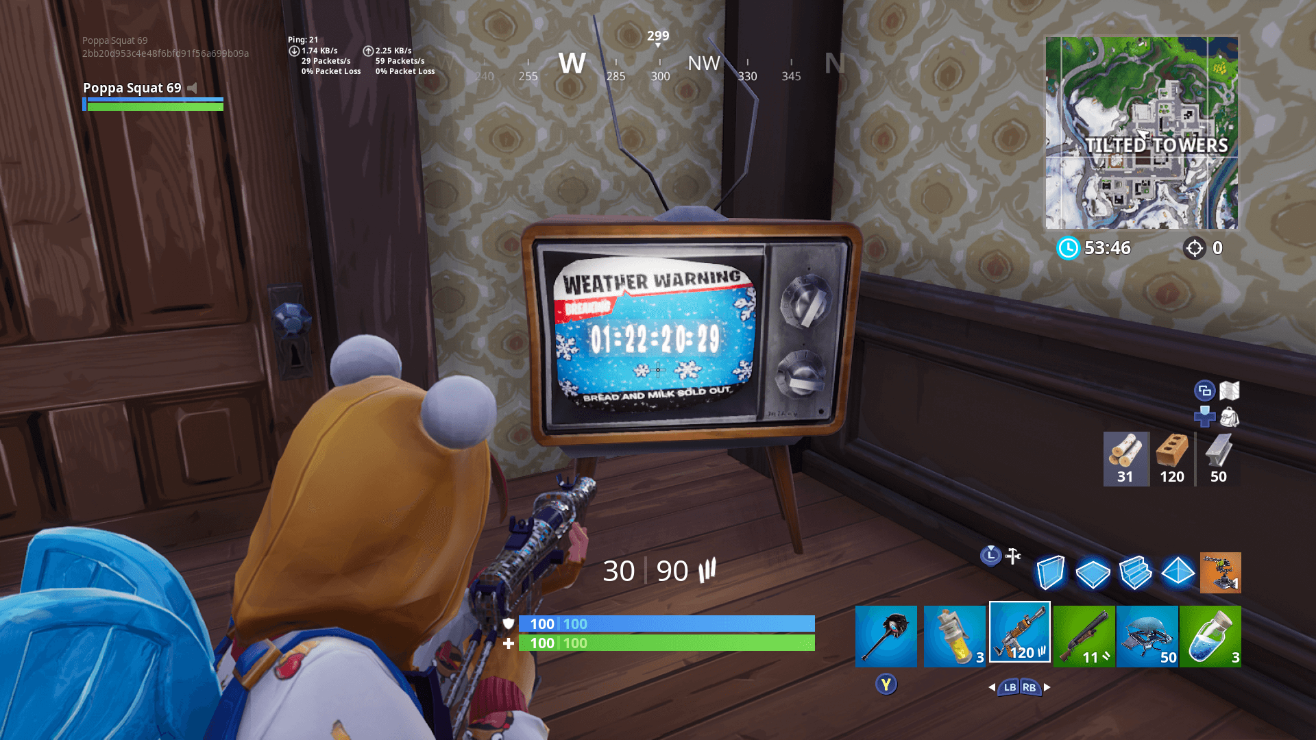 New TV Timer Points to the Next Fortnite Event