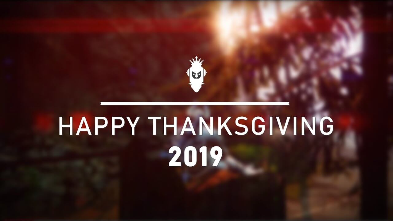 'Guardians like you inspire us every day': Bungie gets sappy for Thanksgiving