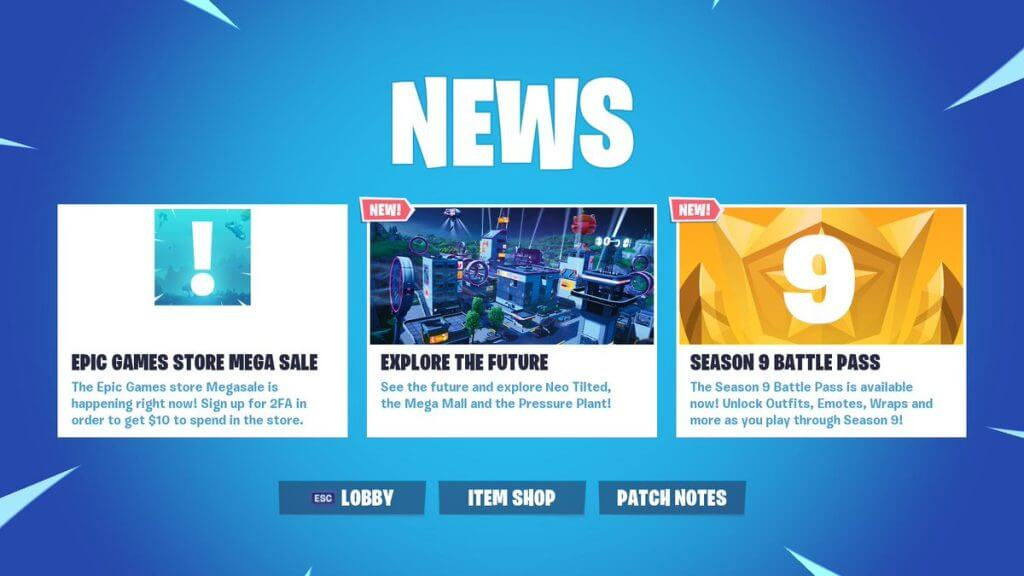 Epic Games Accidentally Announced Mega Sale