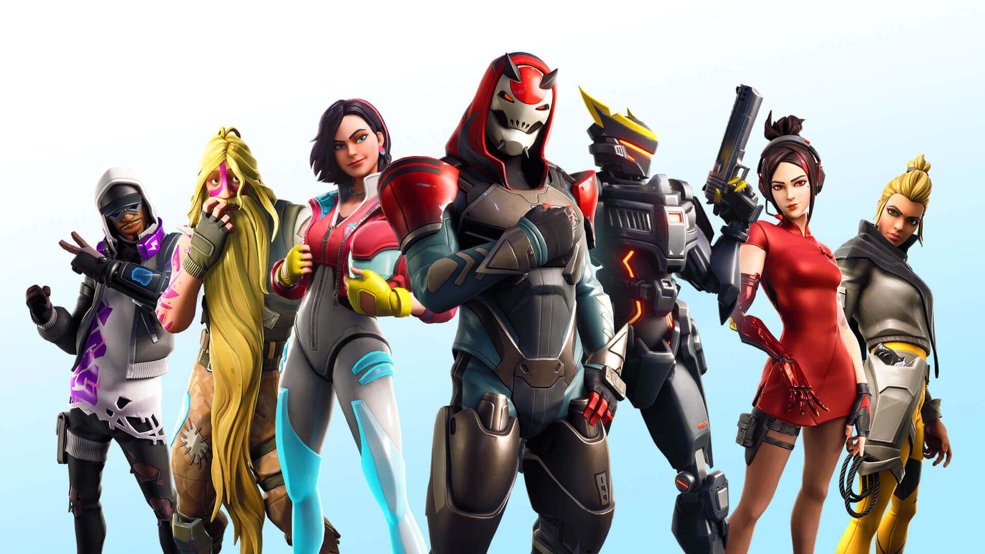 Fortnite Season 9 via Epic Games