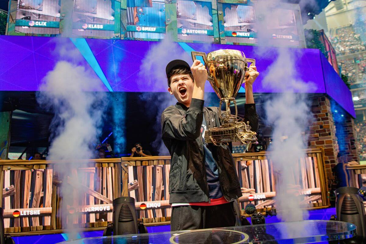 Kevin Memorial And World Cup Trophies Found In Fortnite