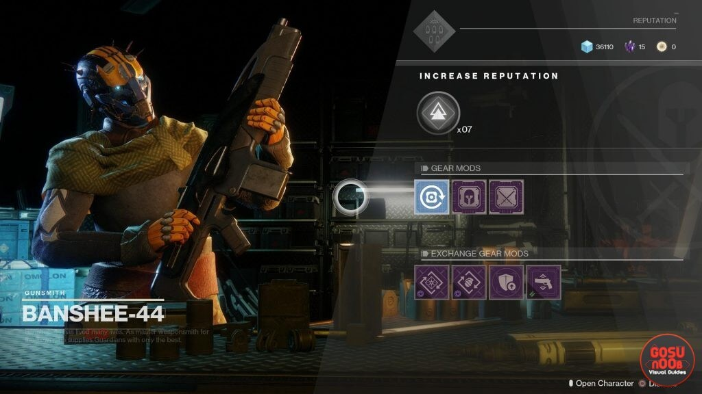 Massive Breakdown of all Destiny 2 Mods