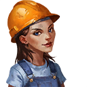 Worker Portrait