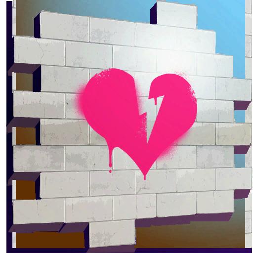 Share The Love Skin fortnite store