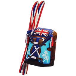 mogul ski bag gbr - fortnite tote bag
