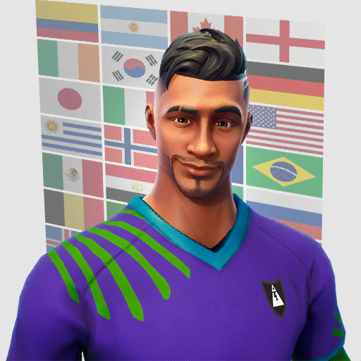 Midfield Maestro Skin fortnite store