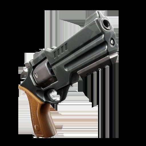 Revolver Skin fortnite store