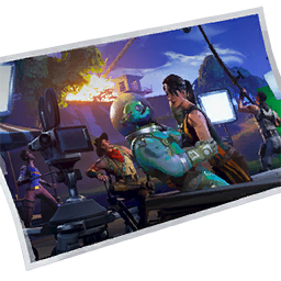 quiet on the set - fortnite abstrakt loading screen