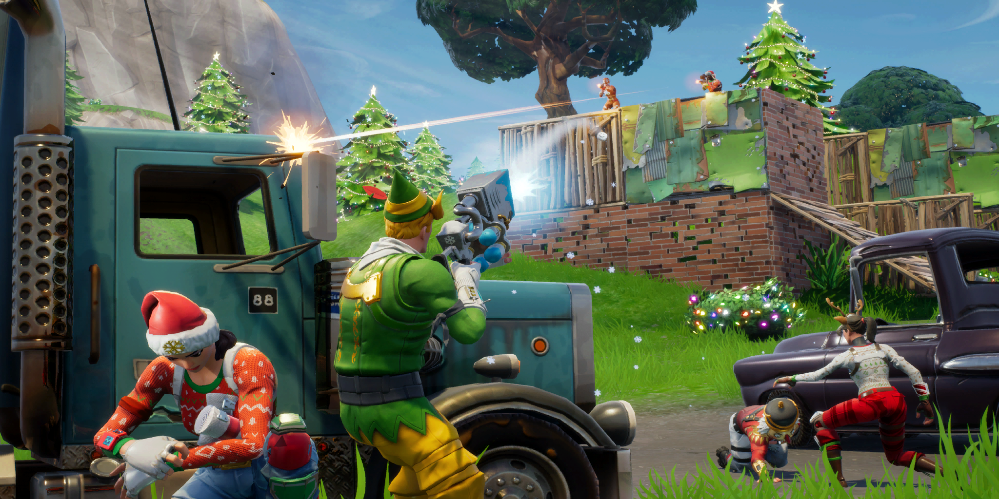 Fortnite to Address Controller Aims Assist With Next Patch