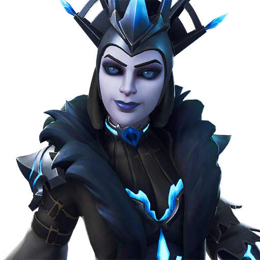 The Ice Queen Skin fortnite store