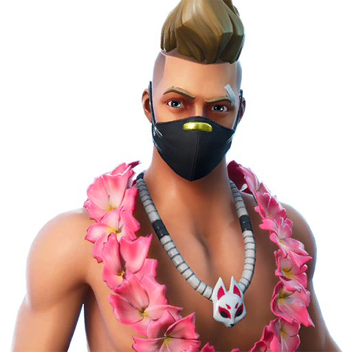 Summer Drift Skin fortnite store