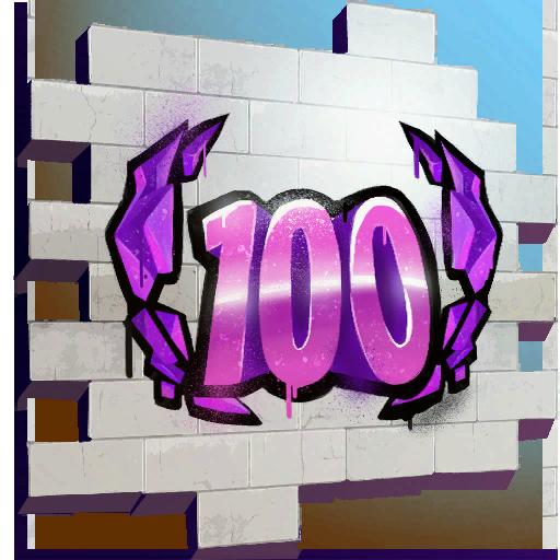 Season Level 100 Skin fortnite store