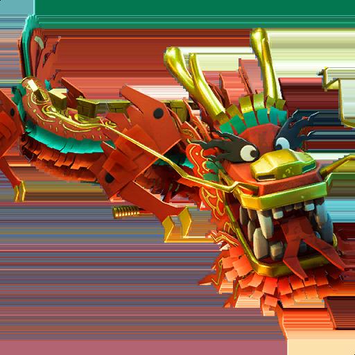 Royale Dragon Skin fortnite store