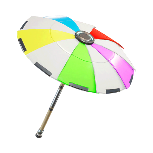 Beach Umbrella Skin fortnite store