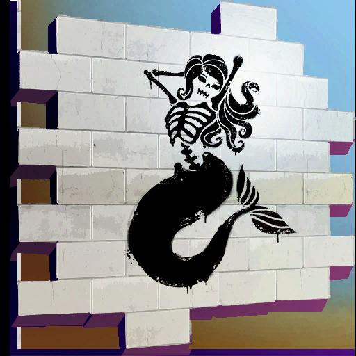 Mermaid Skin fortnite store