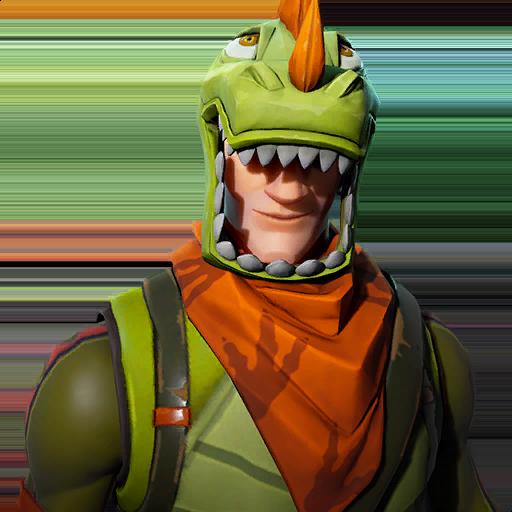 rex - fortnite tracker skin today
