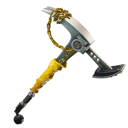 clutch axe - locker