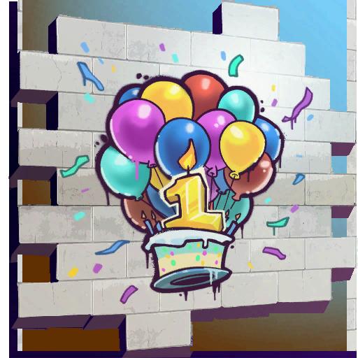 Happy Birthday! Skin fortnite store