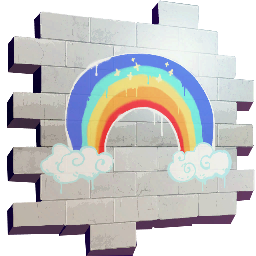 Rainbow Skin fortnite store