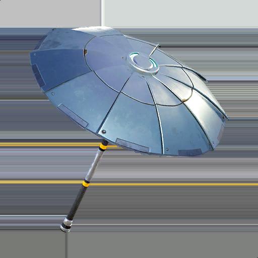 The Umbrella Skin fortnite store