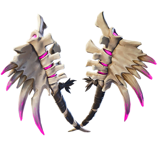 Dark Dino Bones Skin fortnite store