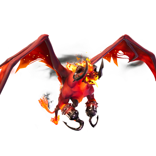 Burning Beast Skin fortnite store