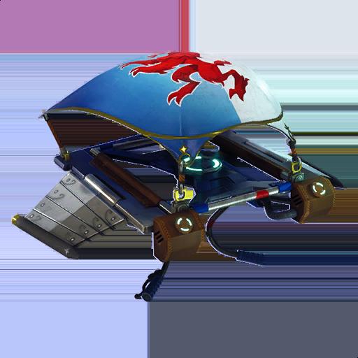 Sir Glider the Brave Skin fortnite store