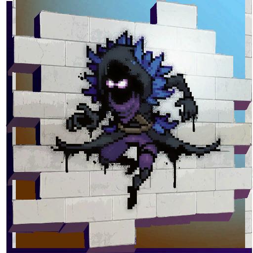 Pixel Raven Skin fortnite store