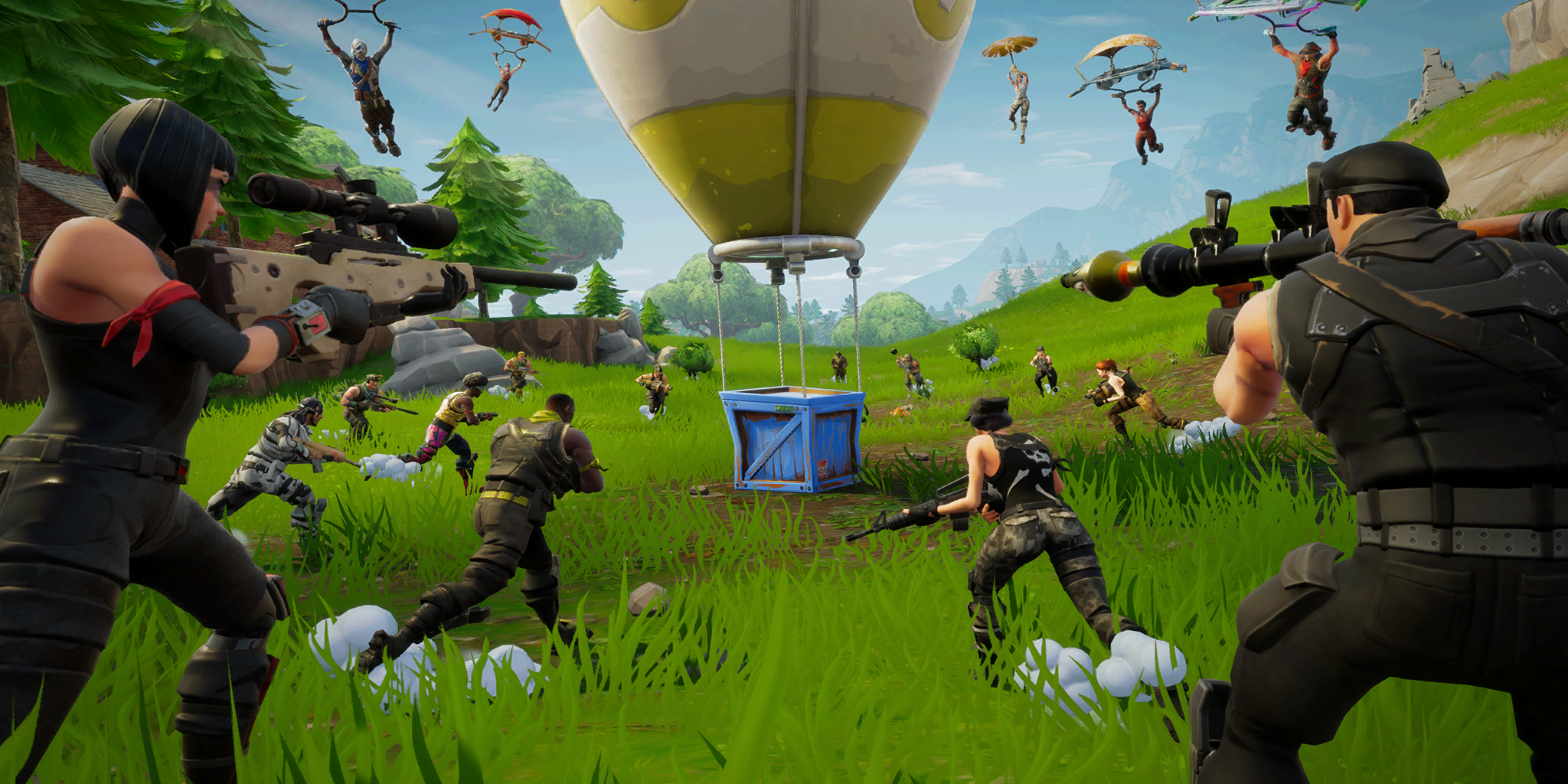 Image result for fortnite supply drop
