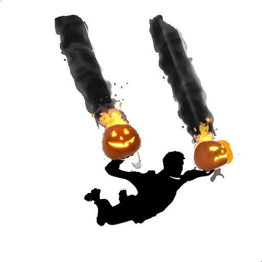 Jack-O-Lantern Skin fortnite store