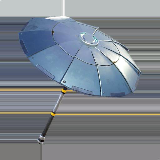 Squad Umbrella Skin fortnite store