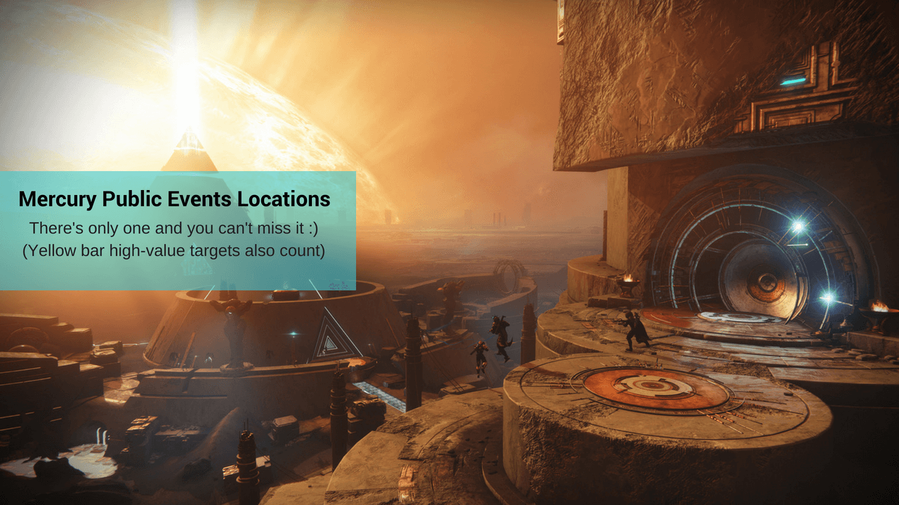 Weekly reset for June 5th - Faction Rallies