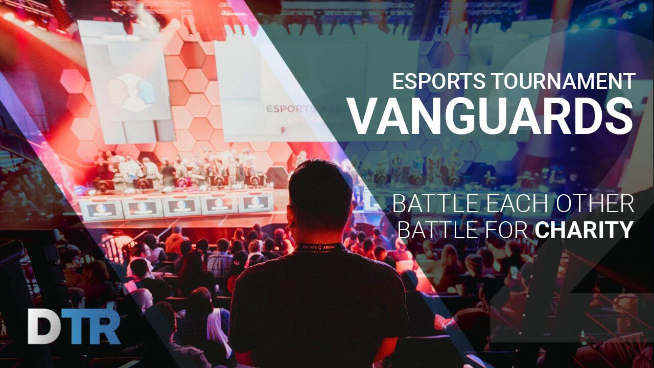 Esports Tournament  Battle Each Other  Battle For Charity