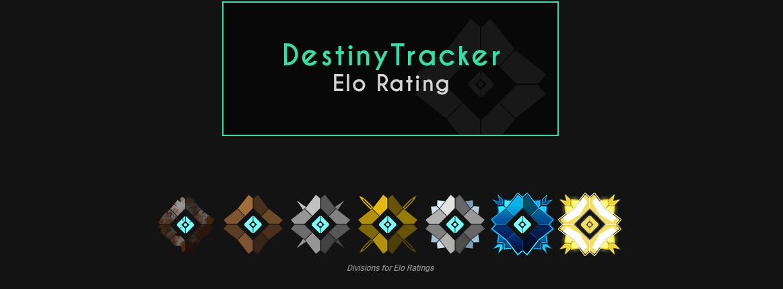 Destiny Tracker Elo