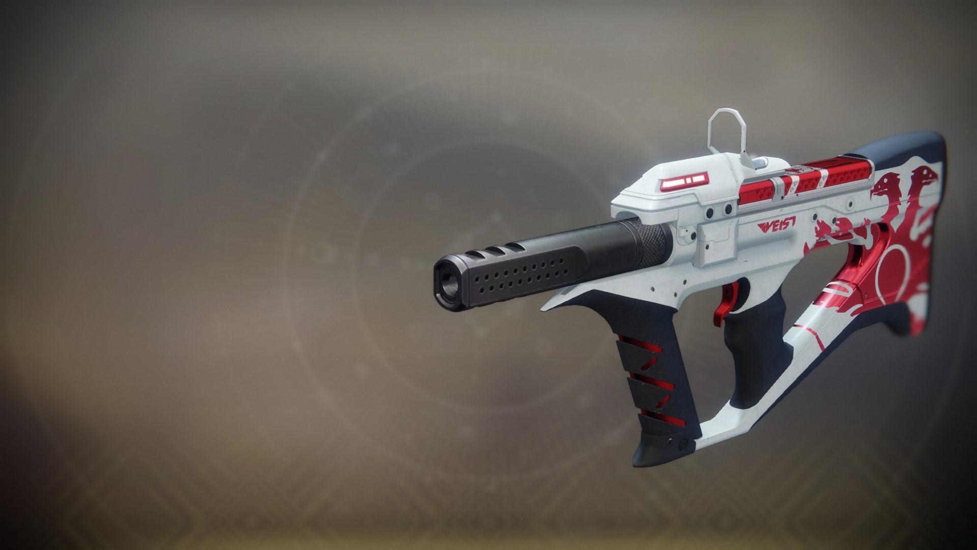 The Recluse - Items - Destiny 2 DB