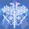 Icon depicting Crucible Blue.