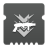Icon depicting Grenade Launcher Ammo Finder.