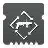 Icon depicting Grenade Launcher Loader.