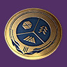 Icon depicting Fizzled Fireteam Medallion.