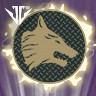 Icon depicting Young Wolf Projection.