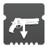 Icon depicting Hand Cannon Scavenger.