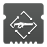 Icon depicting Linear Fusion Rifle Loader.