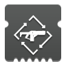 Icon depicting Fusion Rifle Loader.